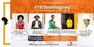Tshwane: #1976reimagined: youth-led enterprising...
