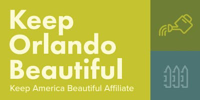 Donations Towards Keep Orlando Beautiful Inc.