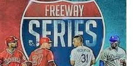 Freeway Series: Angels vs Dodgers New Orleans Watch Party tickets