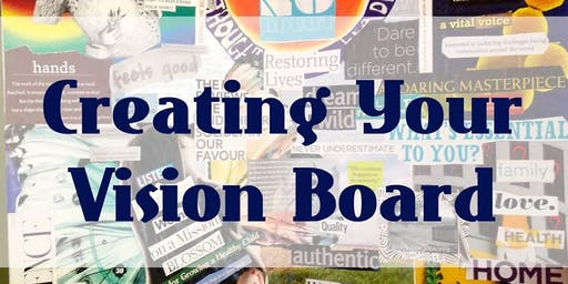 Unlock your dreams - The Power of a vision board and your future