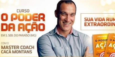 TREINAMENTO O PODER DA AÇÃO (GRUPO FECHADO) tickets