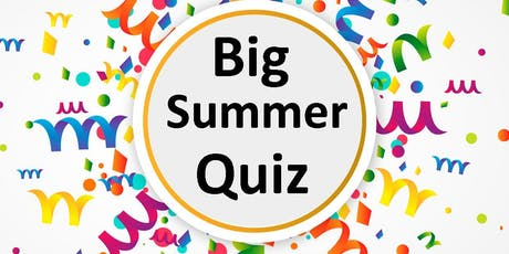 Poole Hospital Charity's - Big Summer Quiz tickets