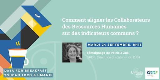 Comment aligner les collaborateurs des Ressources Humaines sur des indicateurs communs ?