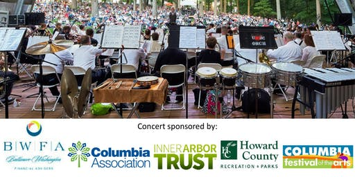 Columbia Orchestra Summer Pops Concert (Community Concerts at the Chrysalis)