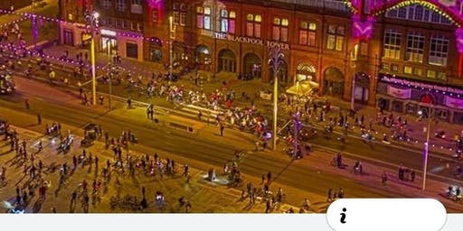 British Heart Foundation Ride The Lights Sponsored