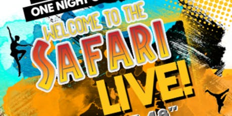 Welcome to the Safari Live!: The First 48 tickets