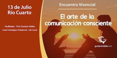 El arte de la comunicación consciente entradas