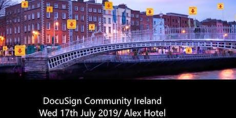 DocuSign Community Ireland tickets