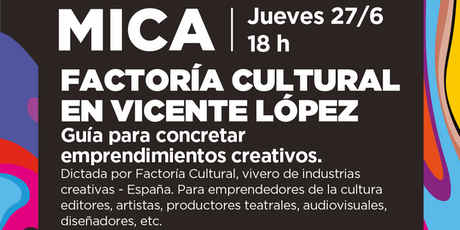 Mercado de Industrias Creativas Argentinas 2019 tickets