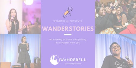 Supper Club: Wanderstories tickets