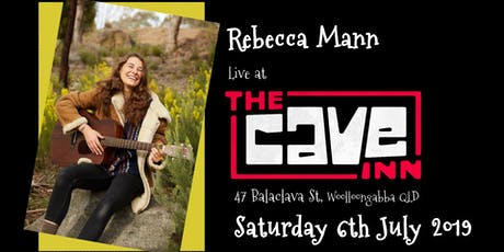 Rebecca Mann (ACT) | Live at The Cave Inn tickets