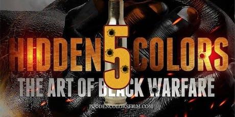 Hidden Colors 5-Film Screening tickets