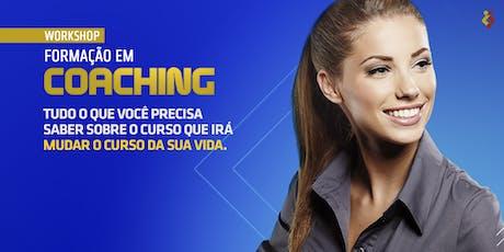 [RIBEIRÃO PRETO/SP] Workshop - Formação em Coaching 01/07 ingressos