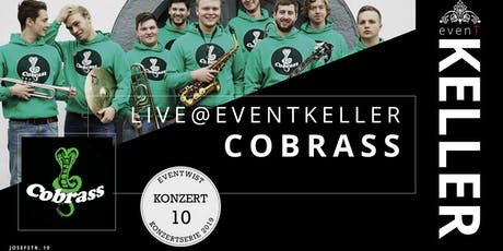 "Live@Eventkeller ""Cobrass"" Tickets"