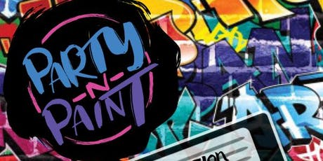 Party N Paint- The Mixtape Edition tickets