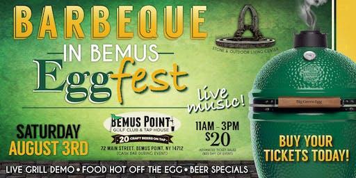 Barbeque in Bemus Eggfest
