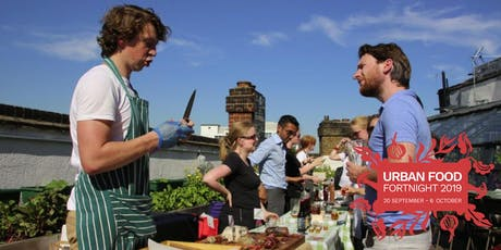 Urban Food Fortnight: Get Connected 2019 tickets