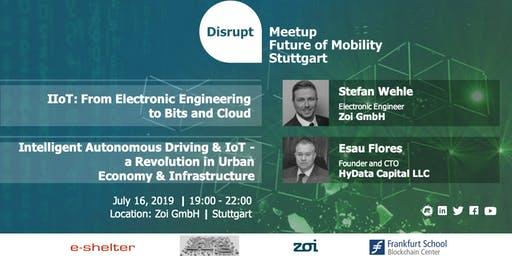 Future of Mobility - Powered by AI, IoT, & Cloud Technology