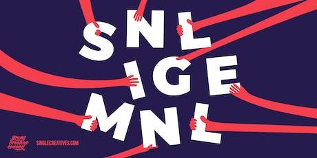 Single Mingle @ D&AD New Blood tickets