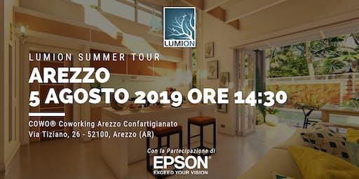 Presentazione Lumion Arezzo
