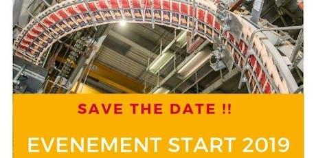 Evènement START 2019 - Journée Découverte Entreprises billets