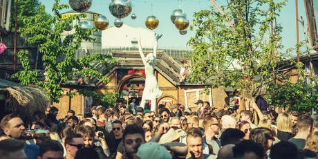 OMG it´s Tuesday Opening | Free Open Air Tickets
