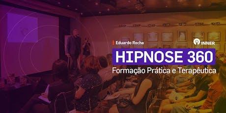 Formação em Hipnose Prática e Terapêutica | EDUARDO ROCHA  ingressos