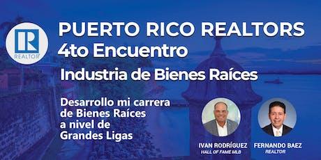 4to Encuentro Industria de Bienes Raíces tickets