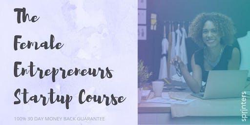 The Ultimate Startup Program for Female Entrepreneurs