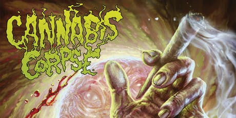 Cannabis Corpse, LIVE in Manchester, New Hampshire! tickets