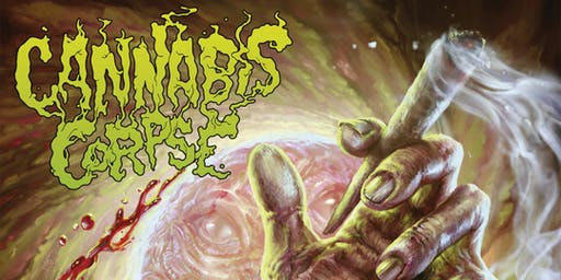 Cannabis Corpse, LIVE in Manchester, New Hampshire!