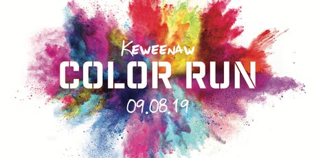 2019 Keweenaw Color Run tickets