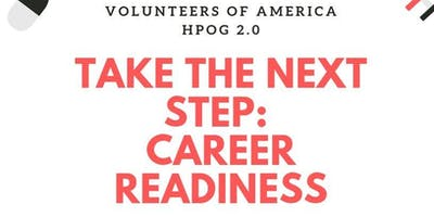 Take The Next Step: Career Readiness Workshop