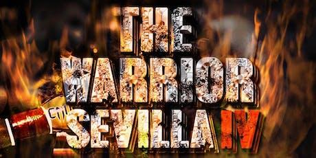 THE WARRIOR SEVILLA IV entradas