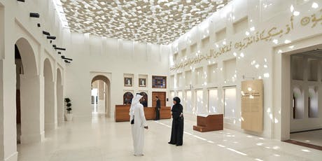 """Building on Tradition - A New Language of Qatari Architecture"" tickets"