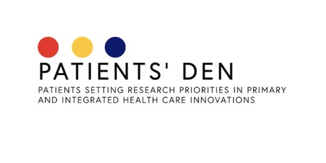 2019 Patients' Den / La parole au patient 2019  tickets