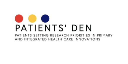 2019 Patients' Den / La parole au patient 2019