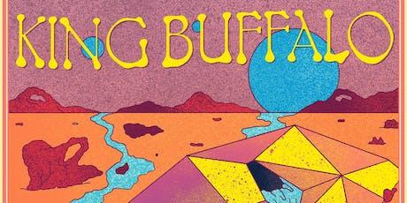 KING BUFFALO • THINK NO THINK tickets