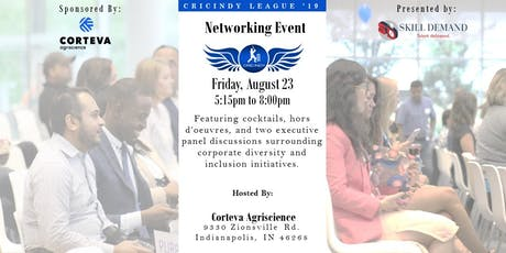 Cric Indy Networking Event 2019 - Sponsored by Corteva Agriscience tickets