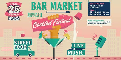 Cocktail Festival Berlin 2019 tickets