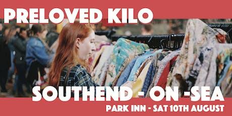 Southend  Preloved Vintage Kilo tickets