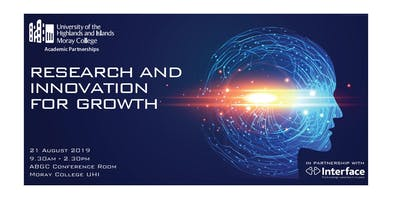 Moray - Research and Innovation for Growth Event