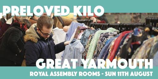 Great Yarmouth  Preloved Vintage Kilo