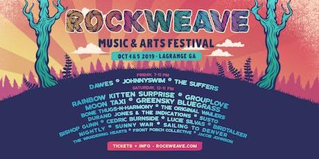 Rockweave Music & Arts Festival 2019 tickets
