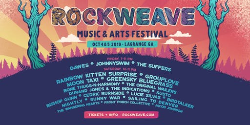 Rockweave Music & Arts Festival 2019