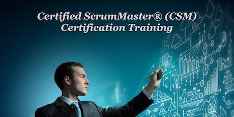 Certified ScrumMaster® (CSM) Training Course in Chicago tickets
