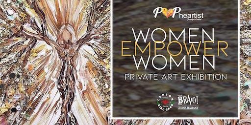 Women Empower Women Private Art Exhibition