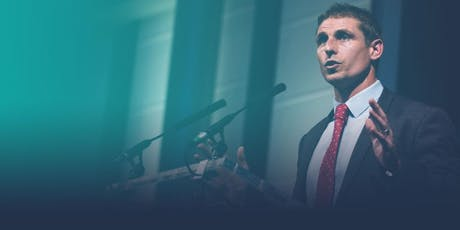 Drew Povey  - an inspirational speaker on leadership and workplace culture tickets