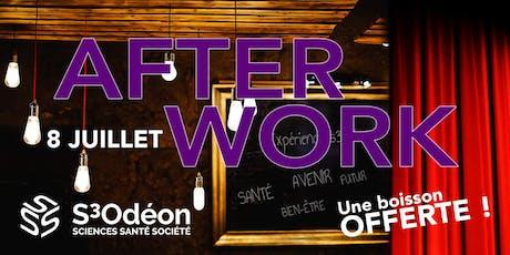 AfterWork S3ODÉON | Paris billets