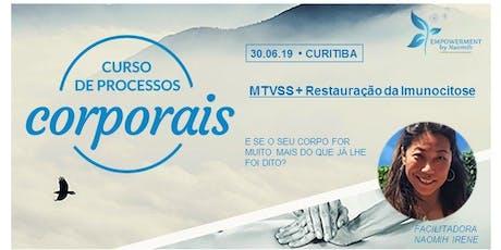 MTVSS + Restauração da Imunocitose ingressos